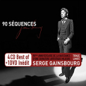 Gainsbourg,  Serge - 90 SEQUENCES -CD+DVD/LTD-