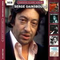 Gainsbourg,  Serge - TIMELESS CLASSIC ALBUMS (UK)