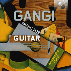 GANGI,  M. - MUSIC FOR GUITAR