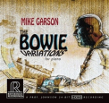 Garson, Mike - BOWIE VARIATIONS