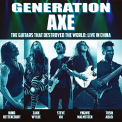 GENERATION AXE - GUITARS THAT DESTROYED THE WORLD: LIVE IN CHINA