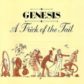 Genesis - TRICK OF THE TAIL (UK)
