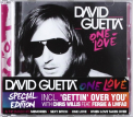 Guetta, David - ONE LOVE -NEW VERSION-