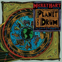 Hart, Mickey - PLANET DRUM -ANNIVERS-