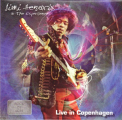 Hendrix, Jimi - LIVE IN.. -JAP CARD-