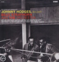 HODGES, JOHNNY & BILLY STRAYHORN & THE ORCHESTRA - JOHNNY HODGES & BILLY STRAYHORN