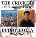 Holly, Buddy - BUDDY HOLLY/CHIRPING CRIC