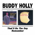 Holly, Buddy - THAT'LL BE THE DAY/REMEMB