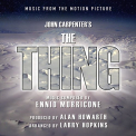 HOWARTH, ALAN / HOPKINS, LARRY - THING (MUSIC FROM THE MOTION PICTURE)