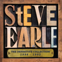 Earle, Steve - DEFINITIVE COLLECTION 1986 - 1992