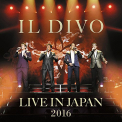 Il Divo - LIVE IN JAPAN.. -CD+DVD-