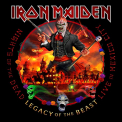 Iron Maiden - NIGHTS OF THE DEAD: LEGACY OF THE BEAST (DELUXE EDITION)