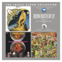 Iron Butterfly - TRIPLE ALBUM COLLECTION