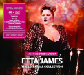 James, Etta - ESSENTIAL.. -CD+DVD-
