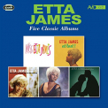 James, Etta - FIVE CLASSIC ALBUMS