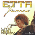James, Etta - LIVE AND READY