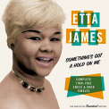 James, Etta - SOMETHING'S GOTTA HOLD..