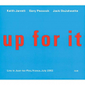 Jarrett, Keith - UP FOR IT -UHQCD-