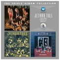 Jethro Tull - TRIPLE ALBUM COLLECTION