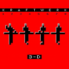 Kraftwerk - 12345678 3-D (THE CATALOGUE)