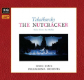 KURTZ, EFREM & PHILHARMONIA ORCHESTRA - TCHAIKOVSKY THE NUTCRACKER SUITE FROM THE BALLET [XRCD]