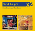 Lauper, Cyndi - SHE'S SO UNUSUAL / TRUE COLORS (SLIM)
