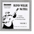 McTell, Blind Willie - VOL.2 1931 -1933