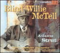 McTell, Blind Willie - ATLANTA STRUT (W/BOOK) (RMST) (DIG)