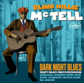 McTell, Blind Willie - DARK NIGHT BLUES: 1927-1940 RECORDINGS (SPA)