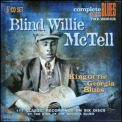 McTell, Blind Willie - KING OF THE GEORGIA BLUES (BOX)