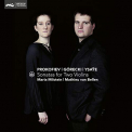 MILSTEIN, MARIA & MATHIEU VAN BELLEN - SONATAS FOR TWO VIOLINS