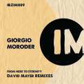 Moroder, Giorgio - FROM HERE TO ETERNITY (LIMITED BLUE VINYL)