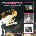 Newton, Juice - CAN'T WAIT ALL NIGHT OLD FLAME EMOTION (UK)