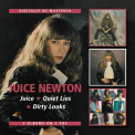 Newton, Juice - JUICE/QUIET LIES/DIRTY..