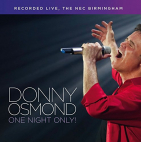 Osmond, Donny - ONE NIGHT ONLY