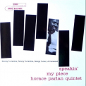 Parlan, Horace - SPEAKIN' MY PIECE