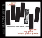 Parlan, Horace - SPEAKIN' MY PIECE [XRCD]