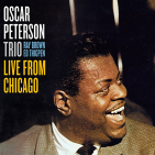 Peterson, Oscar Trio - LIVE FROM CHICAGO