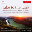 PIKE,  JENNIFER - LIKE TO THE LARK -SACD-
