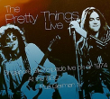 Pretty Things - LIVE ON AIR AT.. -CD+DVD-