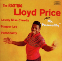 Price, Lloyd - EXCITING LLOYD PRICE / MR PERSONALITY