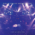 PUBLIC SERVICE BROADCASTING - LIVE AT BRIXTON -CD+DVD-