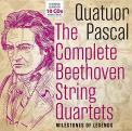 QUATUOR PASCAL - COMPLETE BEETHOVEN..