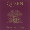 Queen - GREATEST HITS -US VERSION