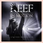 Reef - IN MOTION -CD+BLRY-