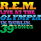 R.E.M. - LIVE AT THE.. -CD+DVD-