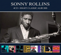 Rollins, Sonny - 8 CLASSIC ALBUMS (GER)