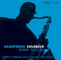 Rollins, Sonny - SAXOPHONE COLOSSUS -HQ-