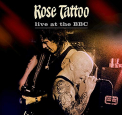 Rose Tattoo - ON AIR IN '81 -CD+DVD-