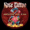 Rose Tattoo - SCARRED FOR.. -CLAMSHEL-